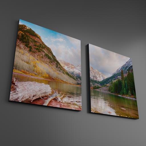 Thumbnail: Wall frame
