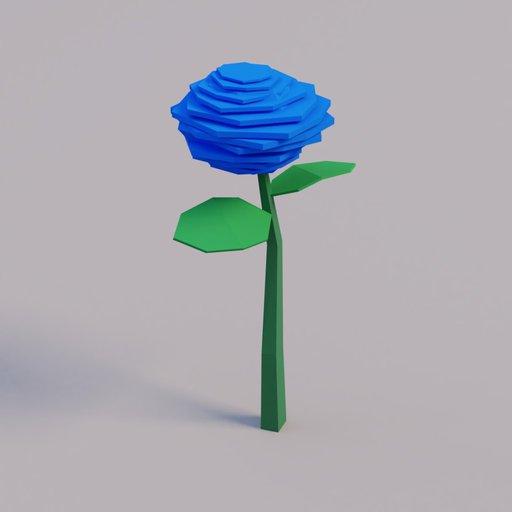 Thumbnail: Blue Flower
