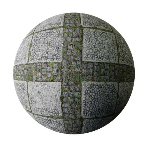 Thumbnail: Pebble Stone Floor