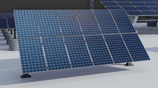 3.6kw Solar Panels Structure