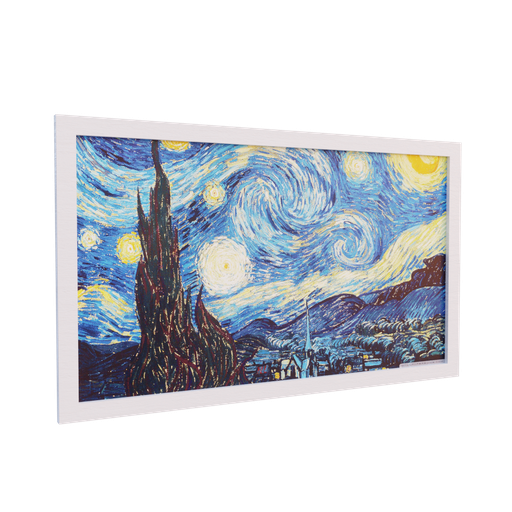 Thumbnail: The Starry Night Painting