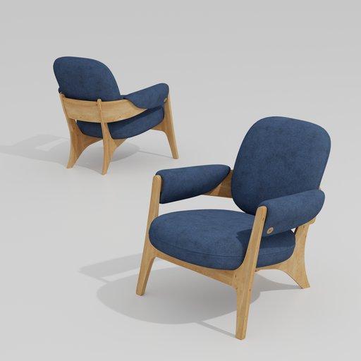 Thumbnail: CANDY armchair