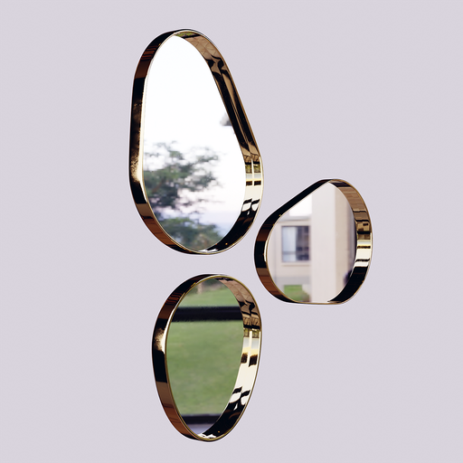 Thumbnail: Mirrors Wall Set