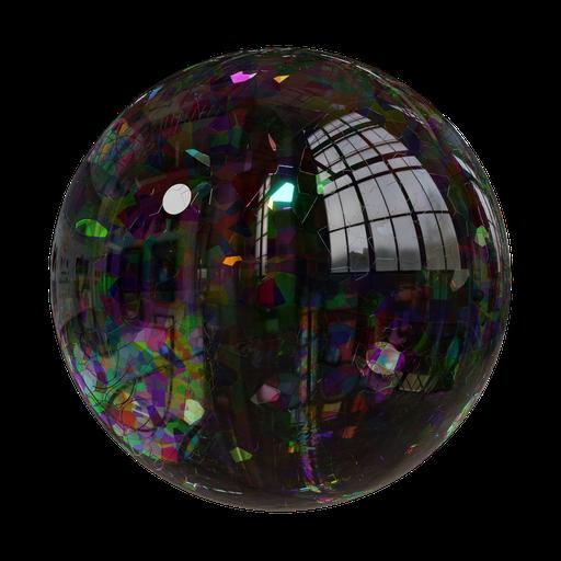 Procedural Decorated Glass