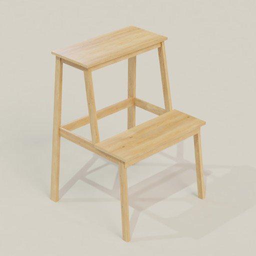 Thumbnail: IKEA Kitchen Stepladder