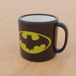 Thumbnail: Batman Mug