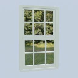Thumbnail: Sash Window