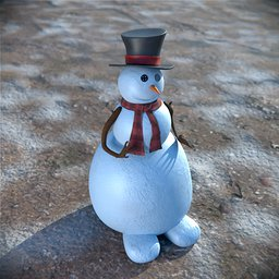 Thumbnail: SnowMan
