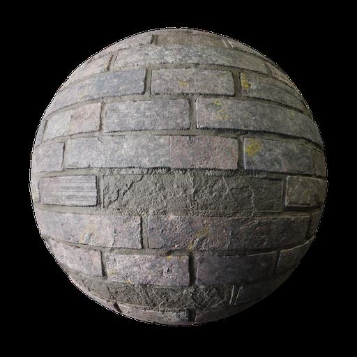 Thumbnail: Brickwall Damaged