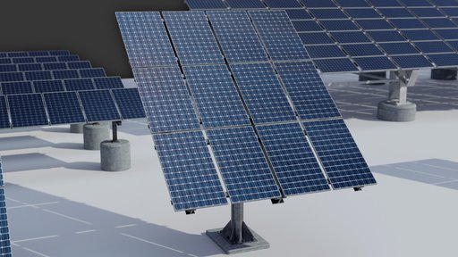 3.6kw Solar Panels Array