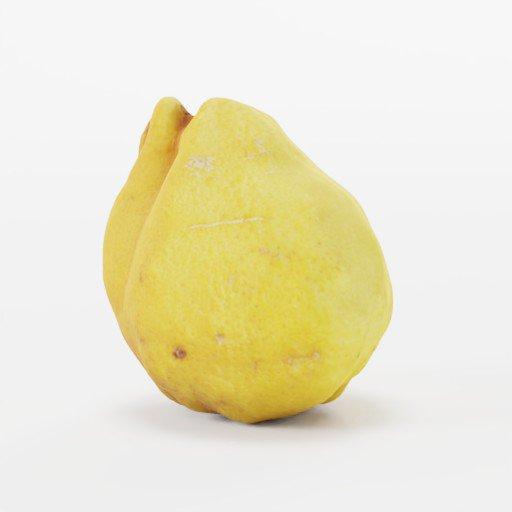 Thumbnail: Deformed Lemon
