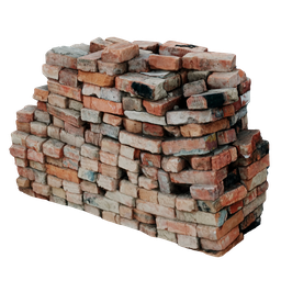 Thumbnail: Old pile of bricks