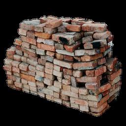 Thumbnail: Old pile of bricks