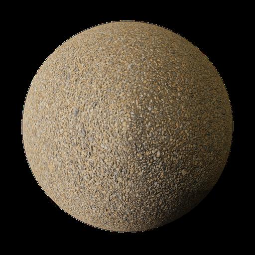 Thumbnail: Granite gravel