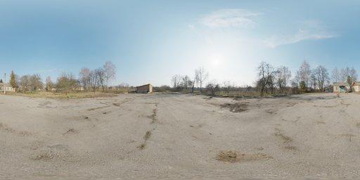 Abandoned Tank Farm 01