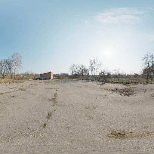 Thumbnail: Abandoned Tank Farm 01