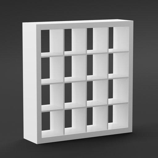 Thumbnail: IKEA style Shelf