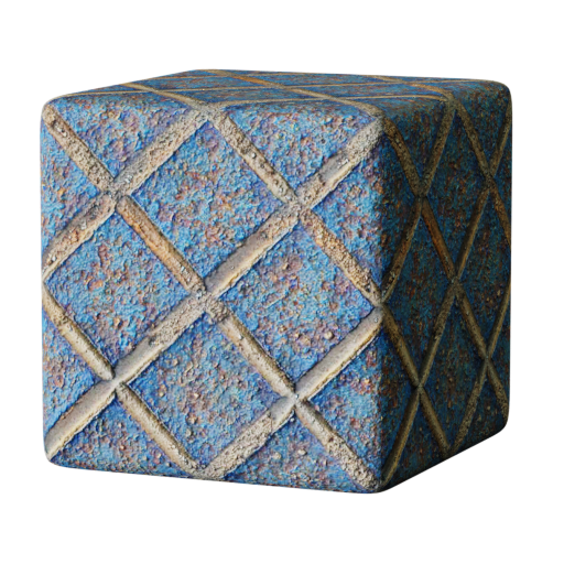 Thumbnail: Damaged Diamond Concrete Floor