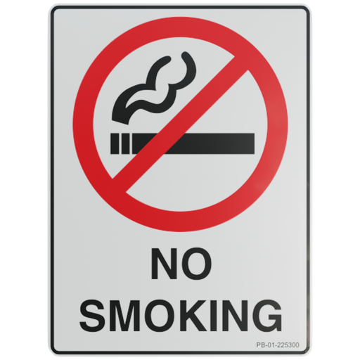 Thumbnail: Sign – No Smoking