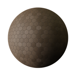 Thumbnail: Hexagonal ceramic tiles