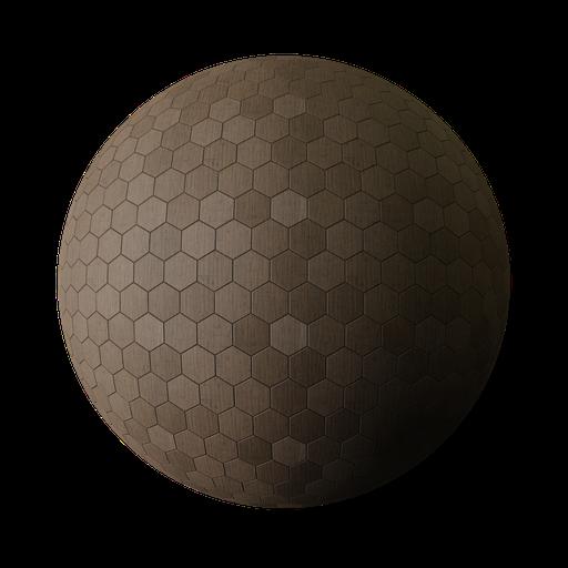 Thumbnail: Hexagonal ceramic tiles