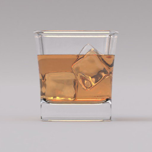 Thumbnail: whiskey glass full