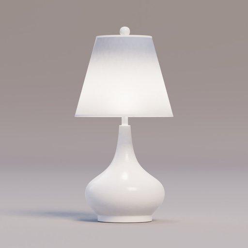 Thumbnail: bedside lamp