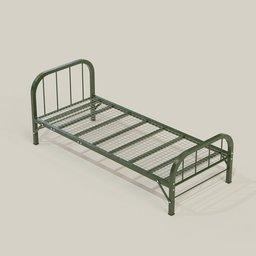 Thumbnail: Prison Single Bed
