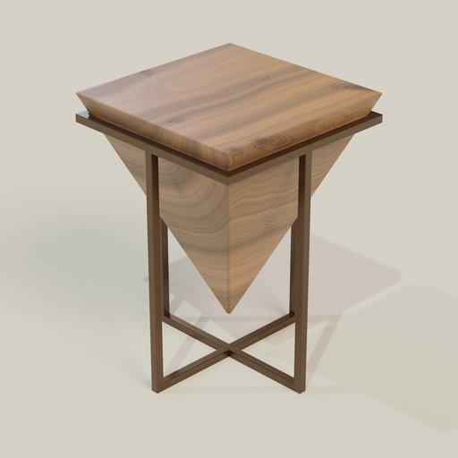Thumbnail: Deveraux End Table