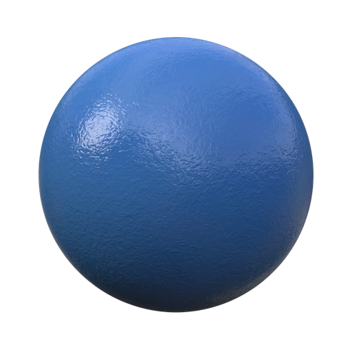 Thumbnail: Wall paint blue