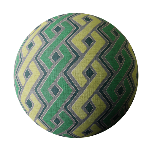 Thumbnail: Fabric cuban patern verze3