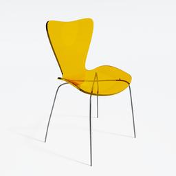 Thumbnail: Jacobsen Chair - Acrilic