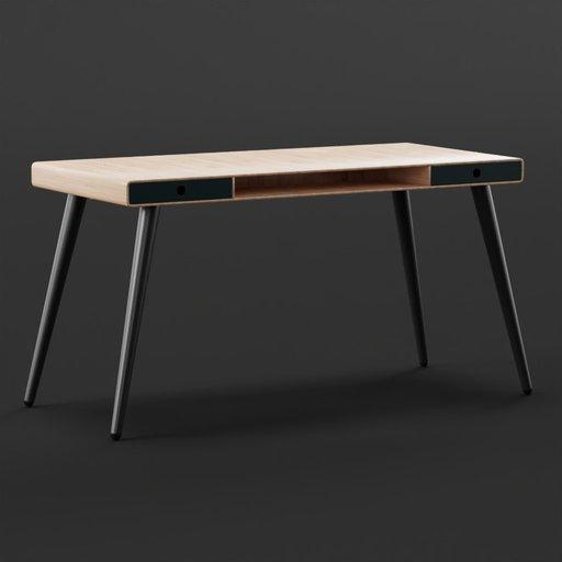 Thumbnail: Drawer Desk