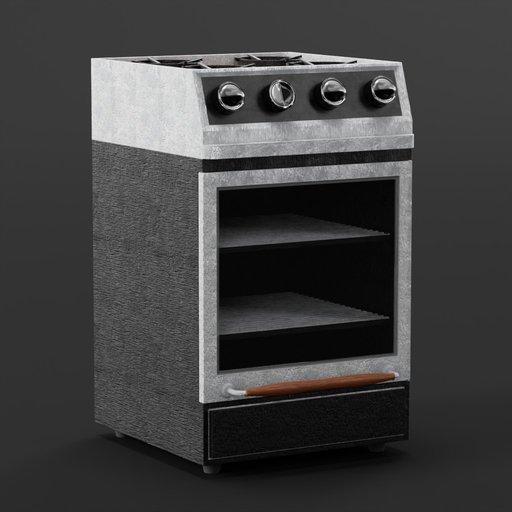 Thumbnail: Oven