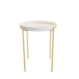 Thumbnail: Marble Side Table