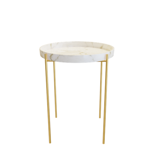 Thumbnail: Marble Side Table