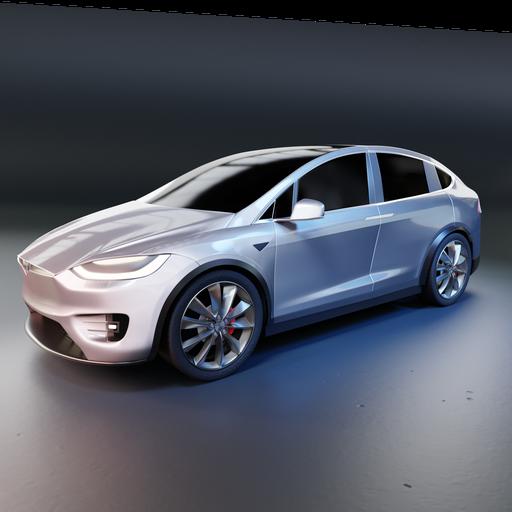 Thumbnail: Tesla Model X