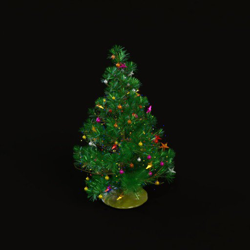 Thumbnail: Xmas tree decorative