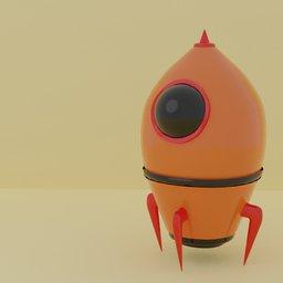 Thumbnail: Rocket
