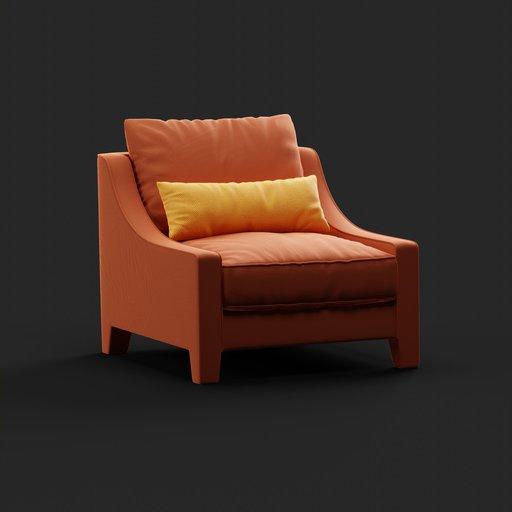 Thumbnail: Opera armchair