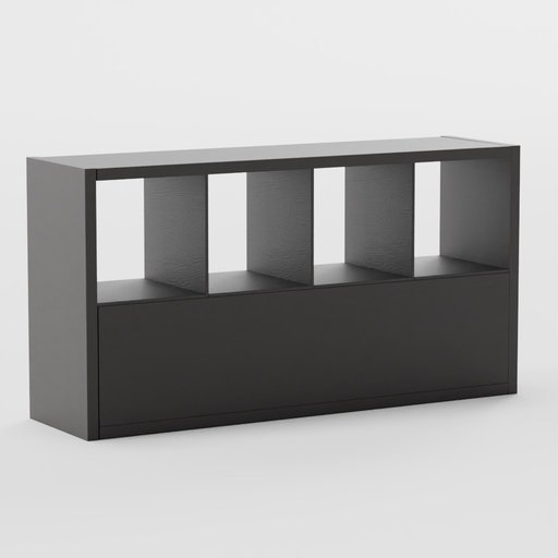 Thumbnail: Ikea Shelf or Cabinet