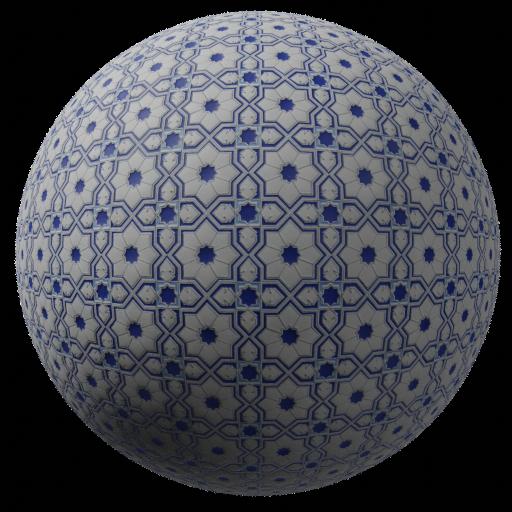 Tiles star design