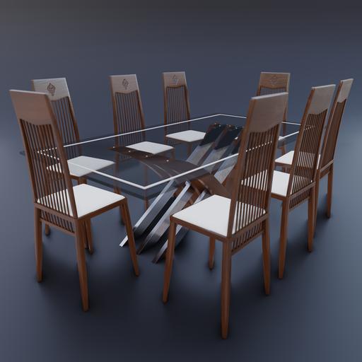 Thumbnail: Dining table