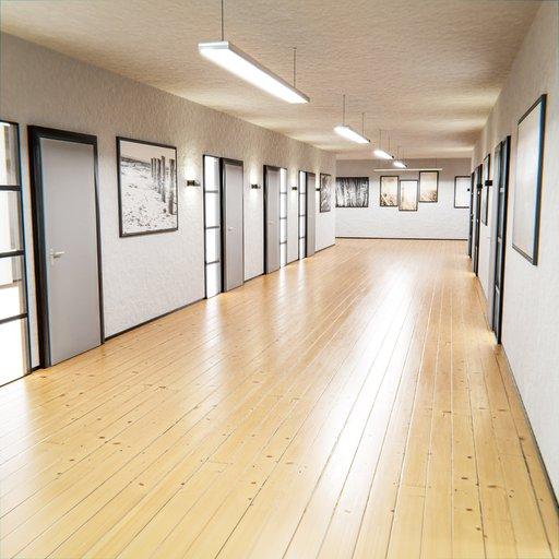 Thumbnail: Office Corridor