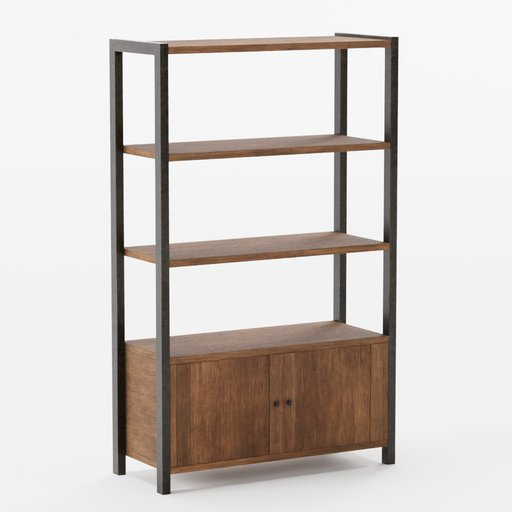 Thumbnail: Vasagle Bookshelf
