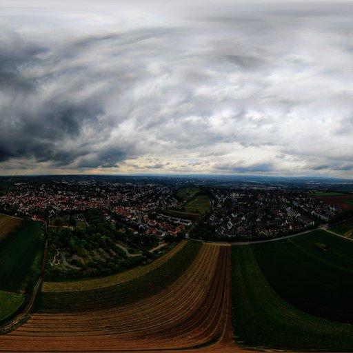 Mainz Hechtsheim HDRI