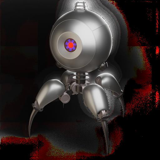 Thumbnail: Robot-Sentinel-Rigged