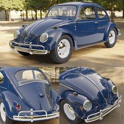 Thumbnail: Volkswagen Beetle 1960