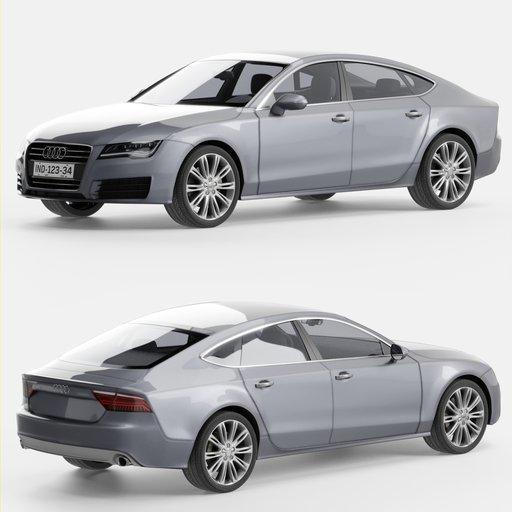 Thumbnail: Audi A7