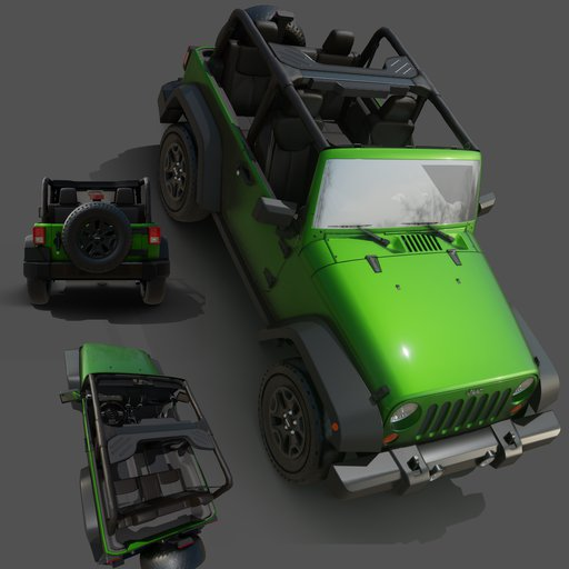 Thumbnail: Jeep Wrangler